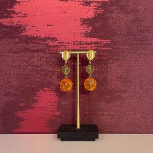 orecchini vintage
